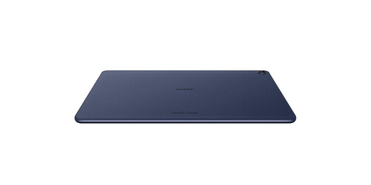 Huawei Matepad T10 z tyłu zaoferuje połączenie metalu i tworzywa