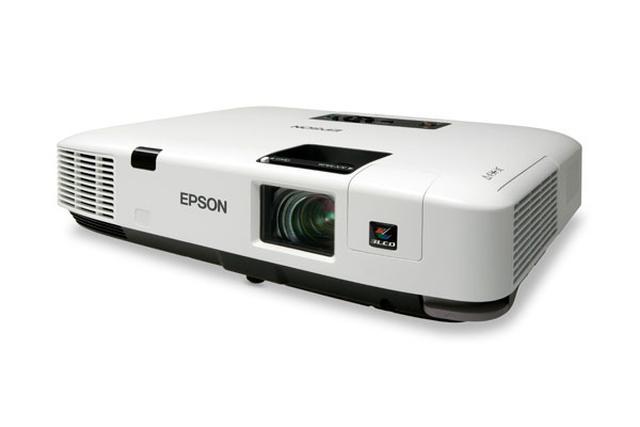 Epson EB-1965 projektor z automatyczną korekcją geometrii i Wi-Fi