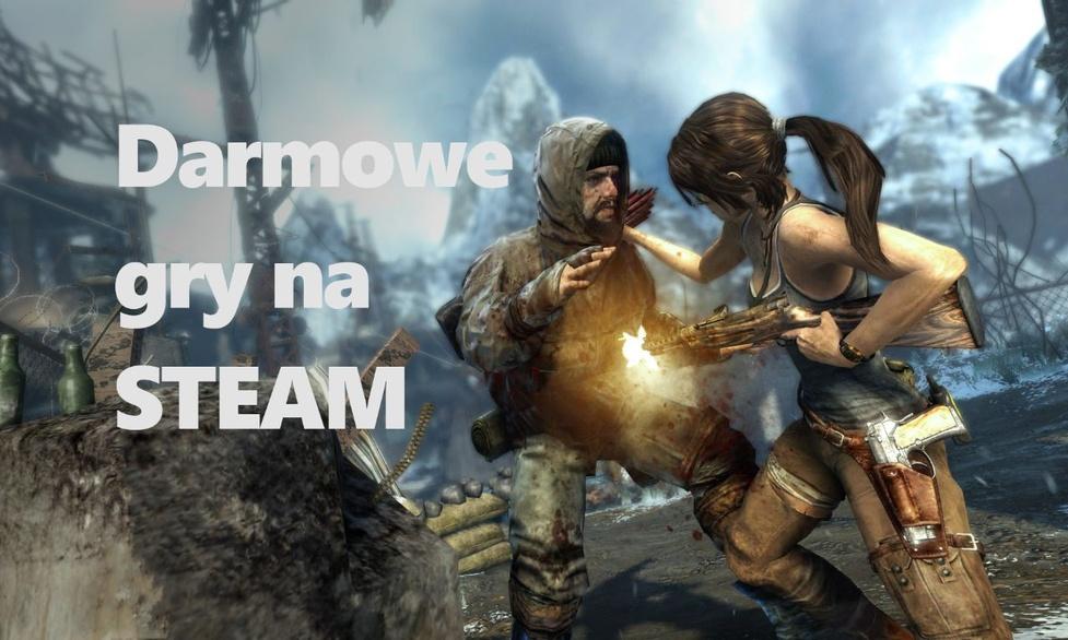 Steam rozdaje gry z Larą Croft - I nie tylko z nią!