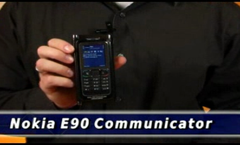 Nokia E90 Communicator [TEST]