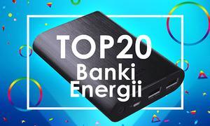 TOP 20 - Zestawienie Pojemnych i Efektywnych Powerbanków w Sieci!