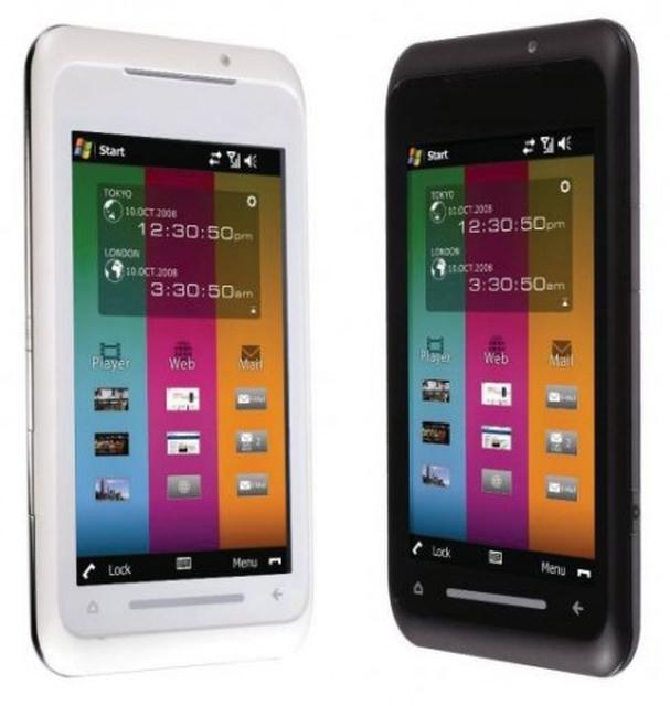 Toshiba TG01 - prezentacja smartfona