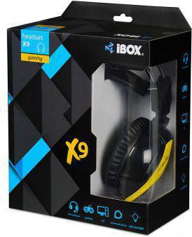 IBOX X9 Gaming(SHPIX9MV)