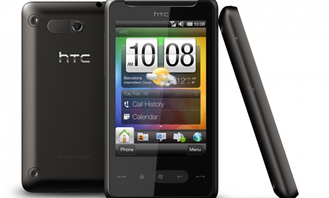 HTC HD Mini [TEST]