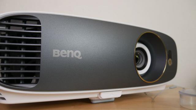 Testujemy Benq W1700