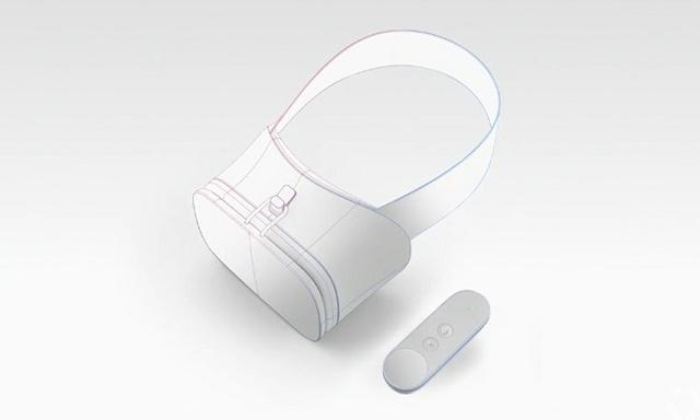 Huawei Wesprze Projekt Daydream!