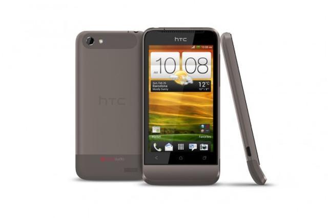 HTC One V - nowy popularny model telefonu od HTC