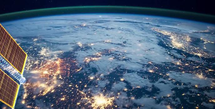 Fenomenalny Filmik Z Naszą Planetą W Roli Głównej