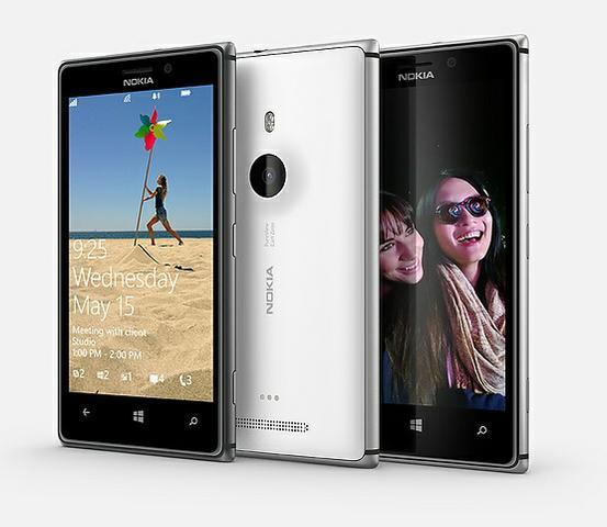 Nokia Lumia 925 fot1