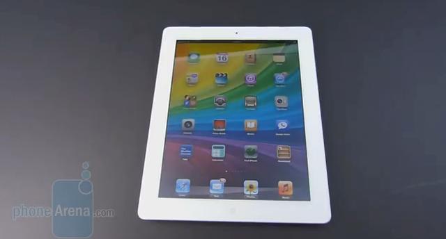 Test tabletu Apple The New iPad