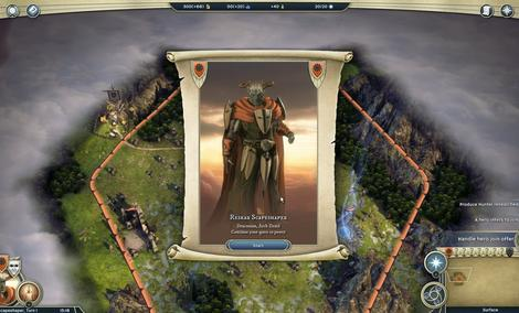 Kolejna dobra informacja o Age of Wonders III, będzie generator map i Arcydruidzi