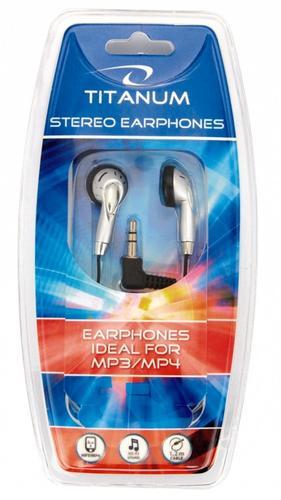 ESPERANZA Słuchawki TH101 Douszne Stereo 3.5mm MP3/MP4/SMARTPHONE