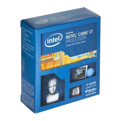 CORE i7-5930K 3.50GHz LGA2011 BOX (WYPRZ)