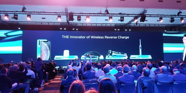 Bezprzewodowe ładowanie zwrotne to pomysł Huawei