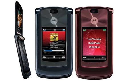 Motorola RAZR2 V9 [TEST]