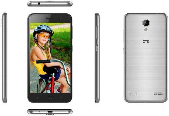 ZTE Blade A520 8GB Srebrny