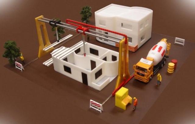 Budowa domu w 24 godziny? Drukarka 3D może to zrobić!