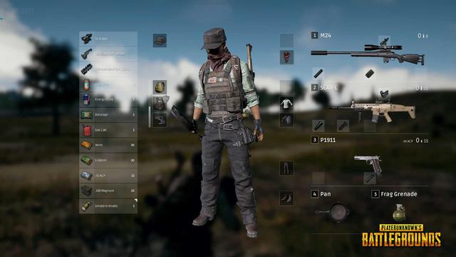 Playerunknown's Battlegrounds PC/XONE