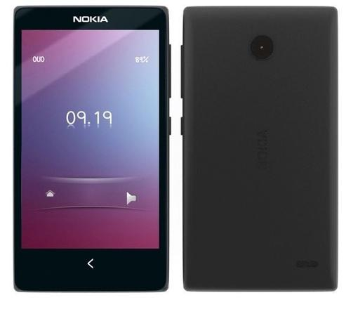 Nokia X DS NV PL BLACK