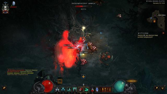 Diablo 3 Wyspa Szarej Pustki