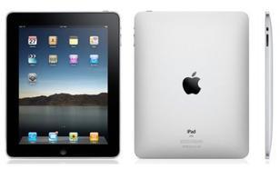 Proszę państwa, oto iPad, czyli tablet od Apple