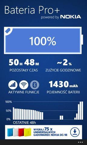 Windows Phone 8 bateria pro