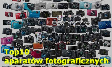 Ranking aparatów fotograficznych - IV 2013