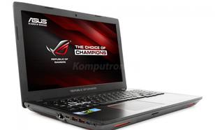 ASUS ROG Strix GL553VE-FY022 - 480GB SSD | 16GB | Windows 10 Pro