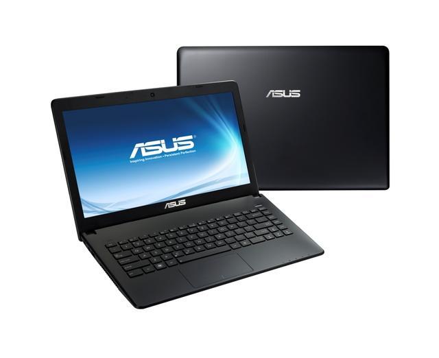 ASUS X401 – 14-calowy notebook na każdą kieszeń
