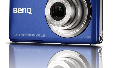BenQ E1240: Rybie oko, Auto Panorama i filmowanie 720p