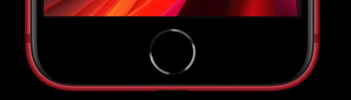 iPhone SE w 2020 roku dostanie Touch ID