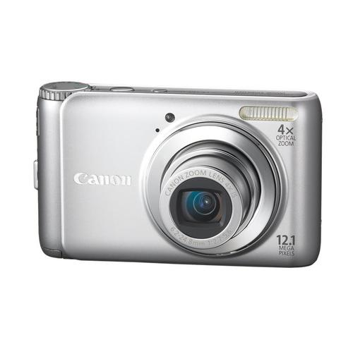 CANON PowerShot A3100 IS (SREBRNY)