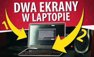 Test HP OMEN X 2S - dwa ekrany w laptopie