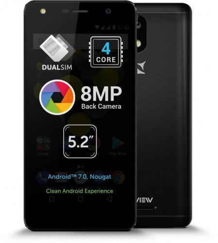 AllView A9 Lite 8GB Czarny