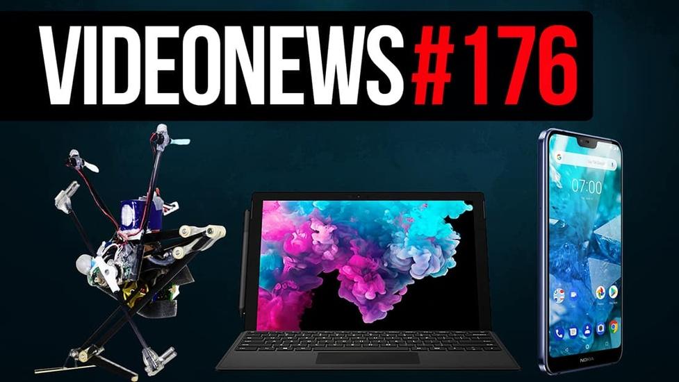 Zaginione 60 milionów, nowa nudna Nokia i 5 w jednym LG - VideoNews #176