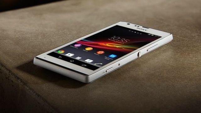 Sony Xperia SP FOT1