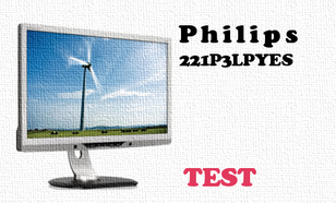 Philips 221P3LPYES test