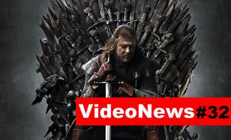 VideoNews #32 - Gra o Tron i premiera Galaxy S5 Prime