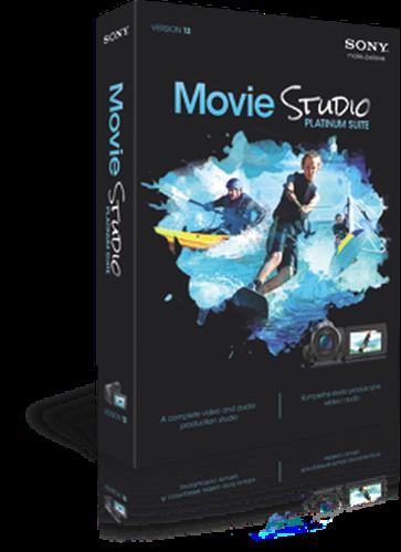 Sony Movie Studio Platinum 12 Suite Nowa licencja