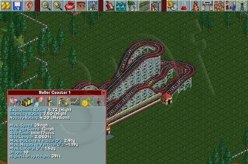 RollerCoaster Tycoon 3 Złota Edycja
