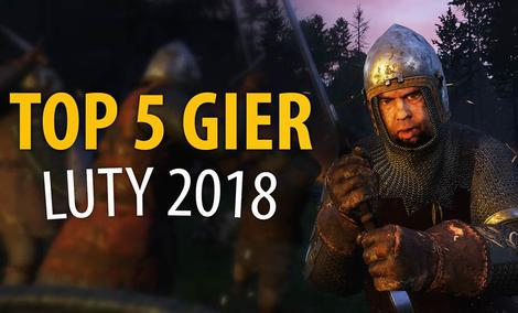Najlepsze Premiery Gier Luty 2018 – Shadow of the Colossus, Civilization VI, Kingdom Come