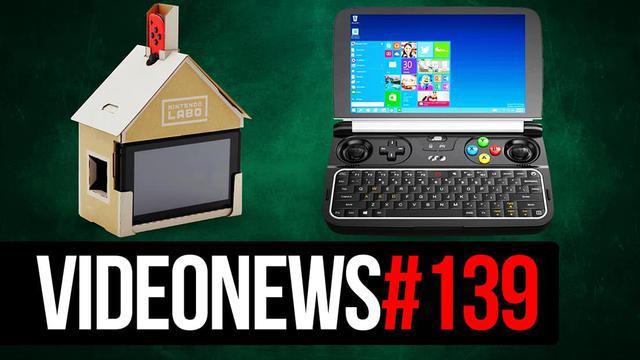 Polski Bitcoin, Elastyczny Samsung, Nintendo Lab - VideoNews #139