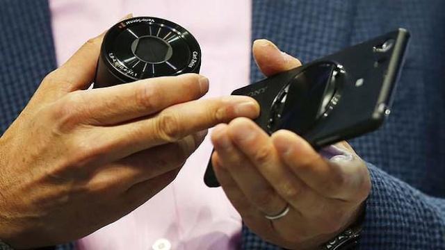 Sony Xperia Z1 fot1
