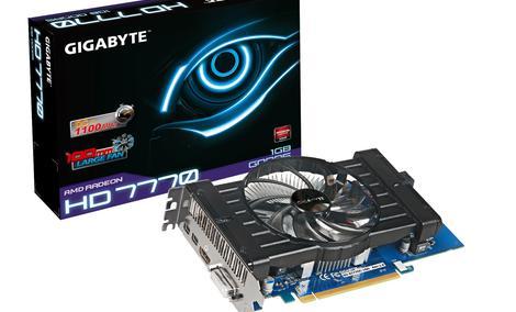 [NOWOŚĆ] GIGABYTE prezentuje karty graficzne z serii AMD Radeon HD 7700