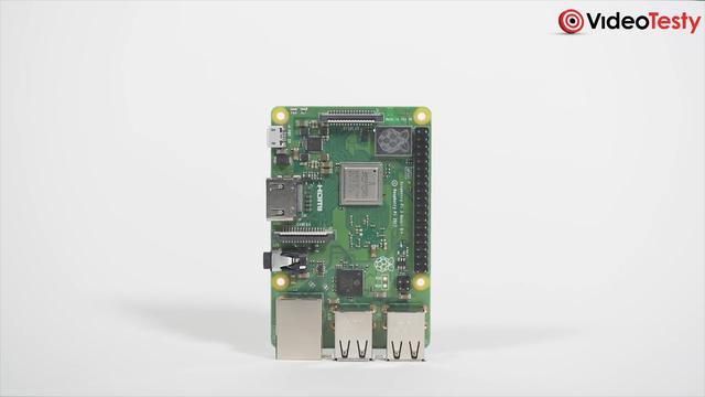 Rapsberry Pi 3 B+