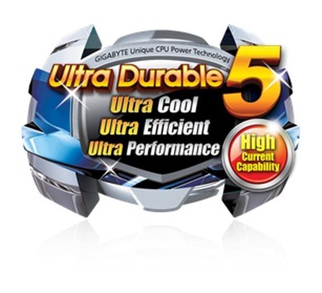 "Technologia GIGABYTE Ultra Durable 5 odznaczona nagrodą ""Best of Computex 2012"""