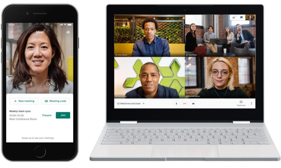 Google Meet Premium udostępniony za darmo dla wszystkich