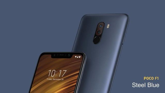 Poco F1 Xiaomi