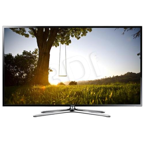Samsung UE50F6400 (DVB-T, 200Hz, Smart TV, 2 pary okularów, USB multi, WiFi)