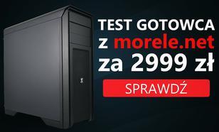 Test Gotowca z Morele za 2999zł - Gramy na Komputerze ELITE G3060
